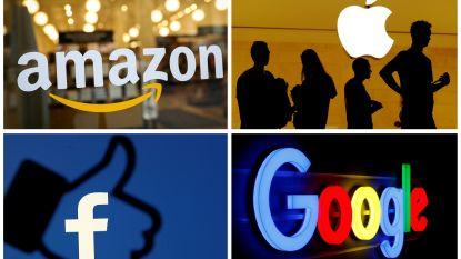 EU-rechters laten deur naar belasting techbedrijven open