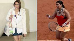 """Voormalig Wimbledon-winnares over haar ex: """"Elke dag zei hij me dat ik dik was"""""""