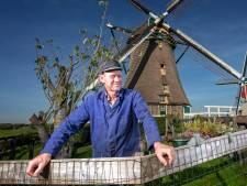 Willem Waltman al sinds zijn jeugd in de ban van wind en wieken