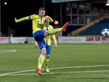 Cambuur en De Graafschap winnen uitduels door late goals van Mühren en Lieftink