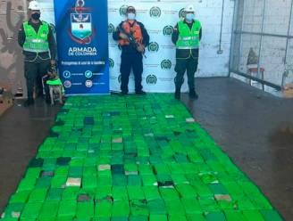 Container bananen met 268 kg cocaïne onderschept