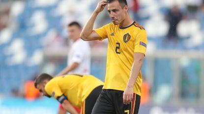 """Dion Cools na nederlaag tegen Polen: """"We hebben nu niets meer te verliezen"""""""