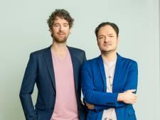 Woe en Van der Laan: theaterjongens, verzeild op televisie