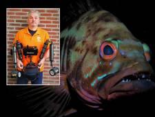 Elektricien Henny uit Emst is het liefst onder water, mét zijn camera