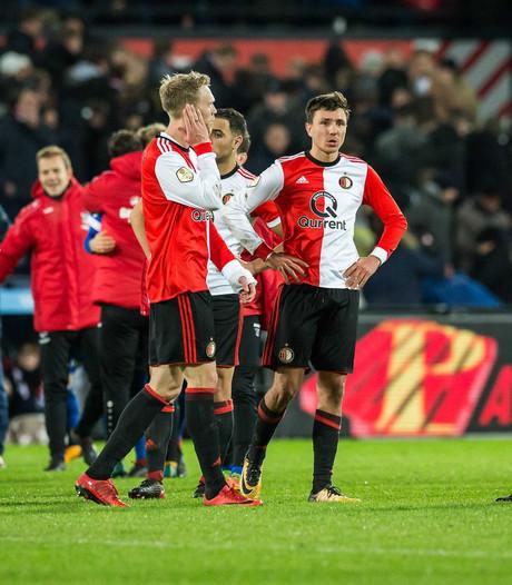 Weer moet het gebeuren tegen Heracles voor Feyenoord