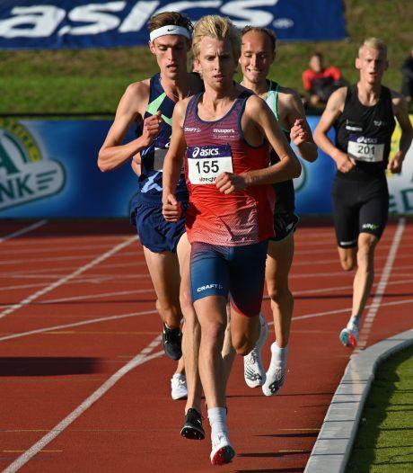 NK Atletiek bij Sprint in Breda gaat in afgeslankte vorm door