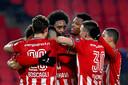 Op zaterdag 23 januari won PSV met 2-0 van RKC.