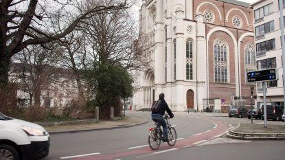 Fietser gewond na ongeval op Sint-Annaplein