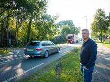 Erik zag zoon (12) onder vrachtwagen komen op N-weg in Oldebroek, nu komt hij in actie: 'Ellende wil ik anderen besparen'