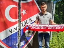 Fehim Begovic sluit aan bij TKA na bliksemvertrek bij Apeldoornse Boys