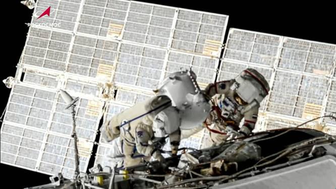 Alweer nieuwe datum voor lancering Russische module Nauka geprikt