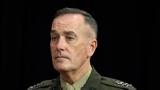 Joseph Dunford wordt de nieuwe leider van de internationale troepenmacht (Isaf) in Afghanistan.
