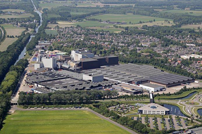 Bavaria brouwerij in Lieshout