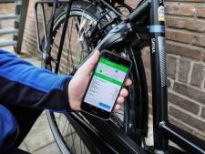 Boa's helpen gestolen fietsen op te sporen