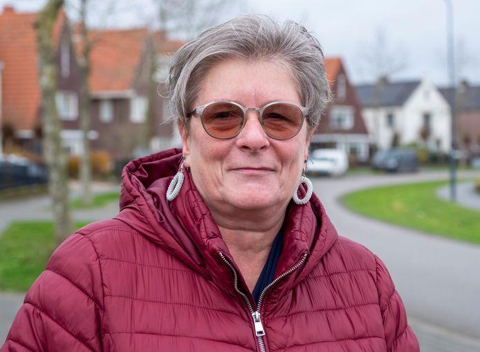 Wethouder Carla Doorn van Middelburg.