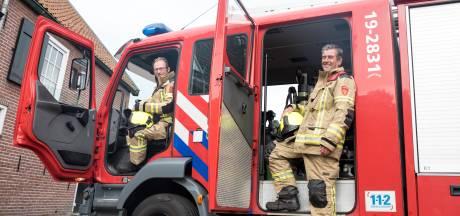'Als al die moeders op het schoolplein nu eens een pieper zouden dragen'; Brandweerpost Dreischor bouwt aan een nieuwe toekomst
