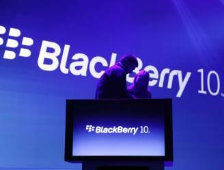 BlackBerry zet 250 mensen aan de deur