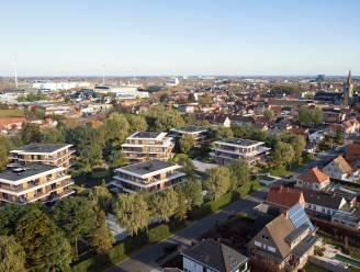 Binnen twee jaar 40 extra appartementen in parktuin in Rumbeke: werken starten in september