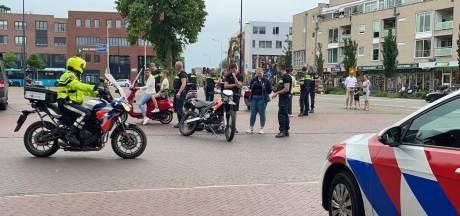 Zestien boetes bij grote politiecontrole in centrum Doetinchem