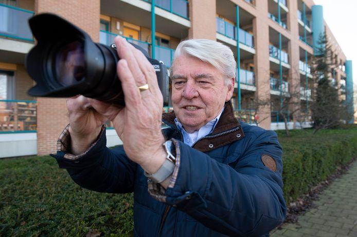 Tom Boudewijns uit Breda fotografeerde de afgelopen drie jaar elke straat van de gemeente Breda.