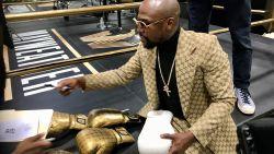 Floyd Mayweather Jr. keert terug uit pensioen