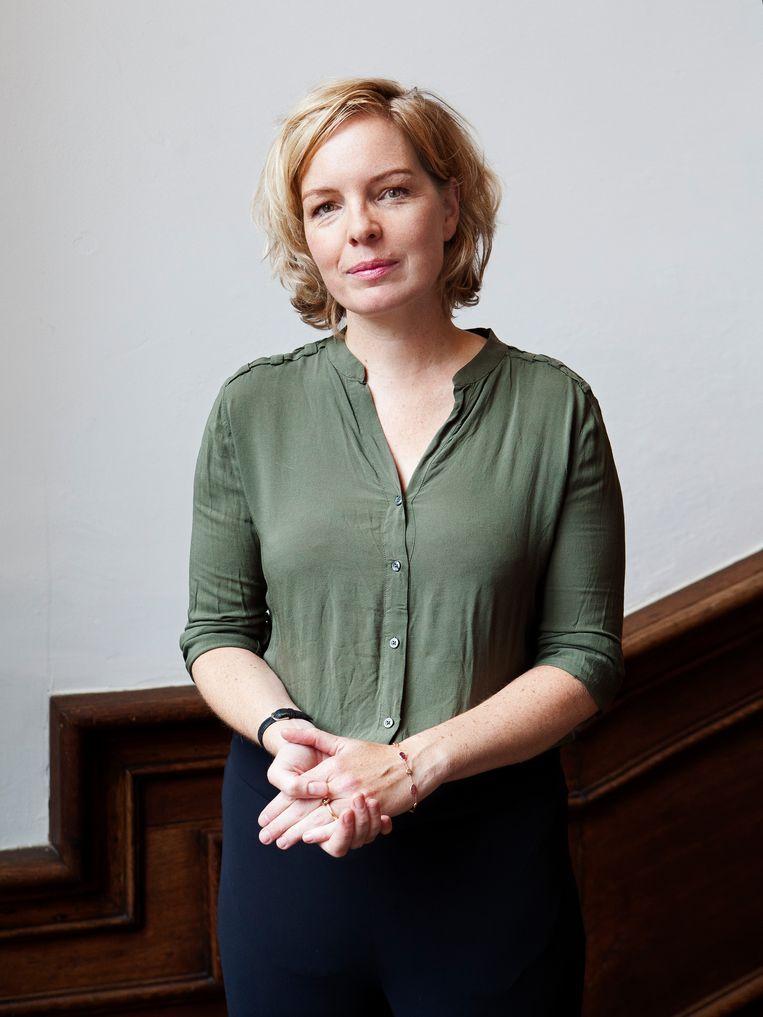 Wetenschapper Beatrice de Graaf: 'IS stopte veel geld in de staat zelf en nestelde zich in de bevolking.' Beeld Ilja Keizer