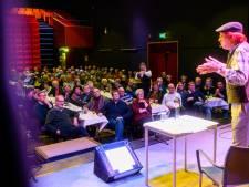 Te weinig leden willen nog op podium: Doek valt voor de Boornse Noabers