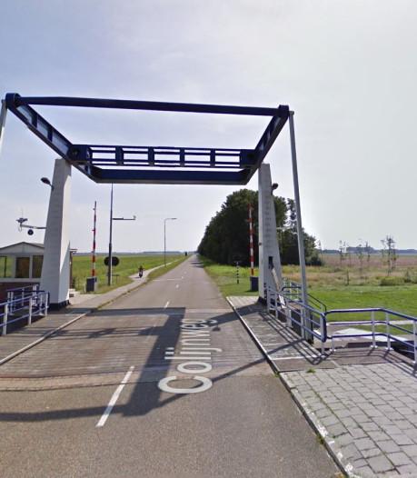 Slagbomen Kampersluis in Ketelhaven zijn weer omhoog