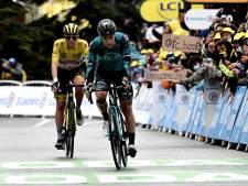 Fransman Bonnamour verkozen tot meest strijdlustige renner