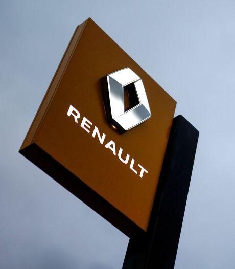 Renault enregistre une perte historique de 8 milliards d'euros