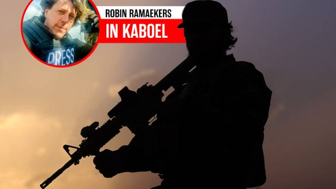 """Robin Ramaekers trekt naar Afghanistan: """"Het is extreem rustig op de luchthaven van Kaboel"""""""