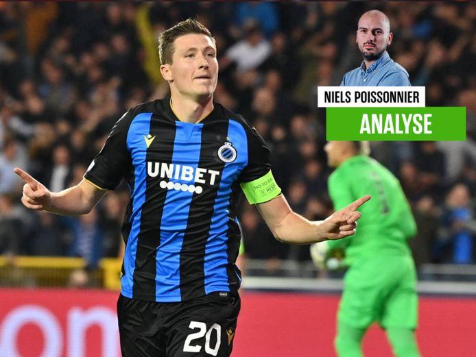Onze watcher Niels Possonnier over de stunt van Club tegen PSG.
