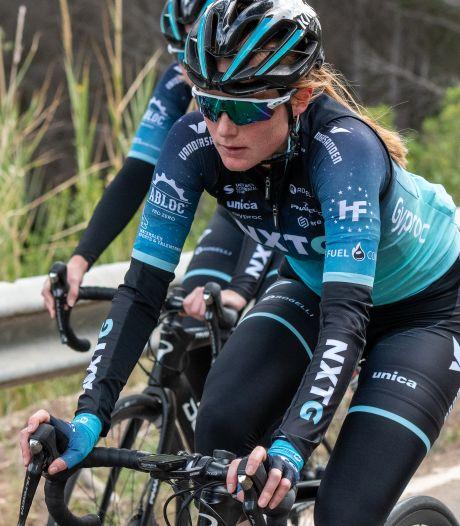 Wereldkampioene Ammerlaan (21) zet er nu al een punt achter: 'De angst op de fiets was ongrijpbaar'
