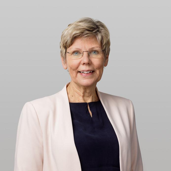 Wethouder Joanne Blaak van de Hoeksche Waard.