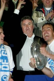 De Graafschap gunt Hiddink zijn pensioen: 'Als wij hem nodig hebben, dan is Guus er'