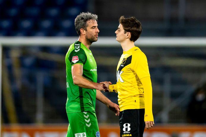 Ralf Seuntjens en Kaj de Rooij zijn komend seizoen elkaars ploeggenoten.