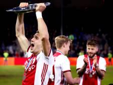 Tadic dankzij twee goals topscorer naast Luuk de Jong