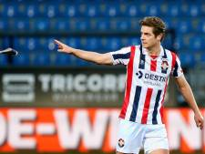 Willem II-captain Jordens Peters stopt per direct als profvoetballer