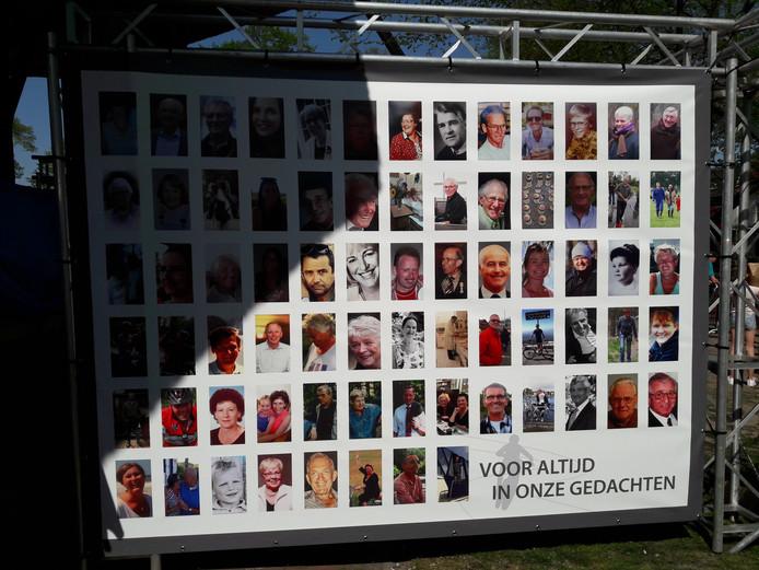 'Voor altijd in onze gedachten', de organisatie van de Vrijthof-Vrijthof Bike-Challenge roept mensen die aan kanker zijn overleden in herinnering