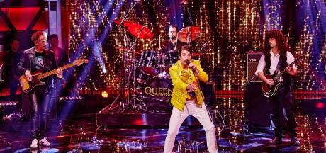 Tributeband Queen Must Go On in finale van We Want More: 'Dit is natuurlijk een superpodium'