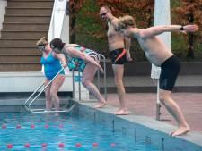 Arnhems buitenzwembad Klarenbeek is nu al open: 'He-le-maal geweldig'
