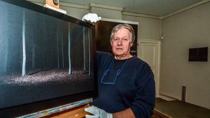 Duo stelt tentoon in de Sint-Janskapel