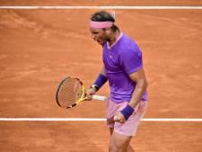 Un gros combat contre Novak Djokovic et un dixième sacre à Rome pour Rafael Nadal