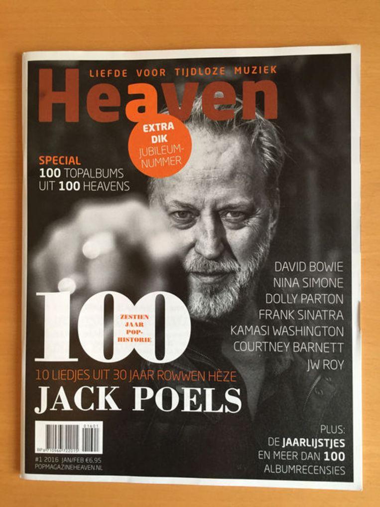 Heaven Magazine. Beeld