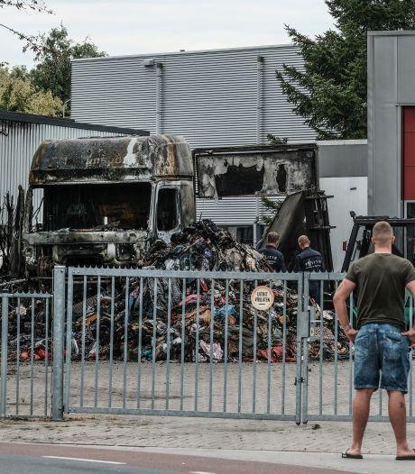 Brabantse trucker (46) voor bijna 70 procent verbrand na brandstichting in truck