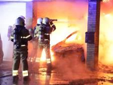 Politie denkt dat 'vaste' pyromaan auto Oss niet aanstak: 'Past niet in de reeks'