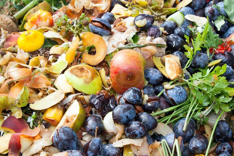 88 kilo eten verspilt elk Vlaams huisgezin per jaar Beeld shutterstock