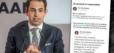 Twitter suspend le compte du président du Vlaams Belang après des propos insultants