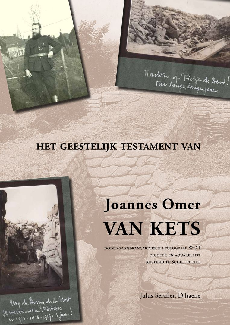 Coven boek JUlus D'haene.