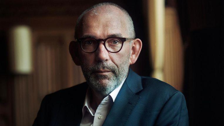 Joost Lagendijk: 'Het sentiment snap ik wel. Je voelt je niet helemaal senang en dan neemt iemand namens alle Turken de leiding.' Beeld Marc Driessen